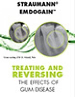 Straumann Emdogain for Intrabony Defect Patient Brochure