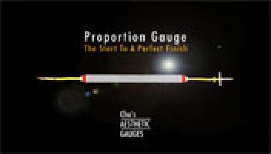 Chu's Proportion Gauge