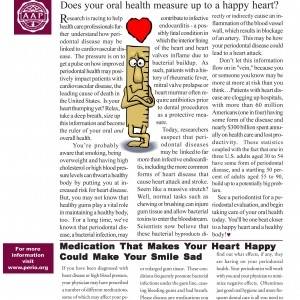 Periodontal and Heart Health