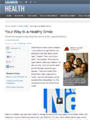 Your Way to a Healthy Smile