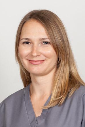 team member Ania Borodziuk