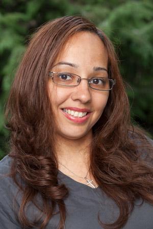 team member Jackie Castro
