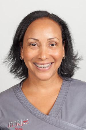 team member Julie Baez