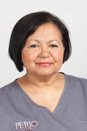 team member Nilda Camacho