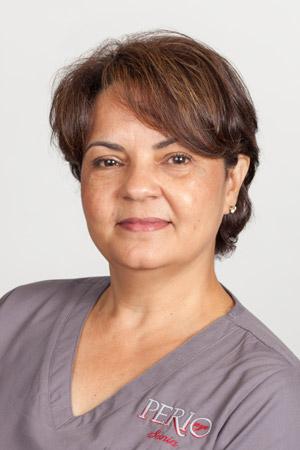 team member Sonia Rodriguez