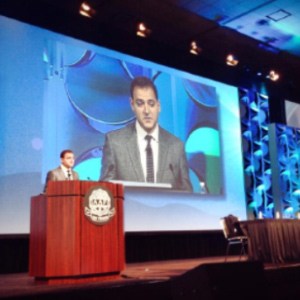 Dr. Gottesman Lectured at AAP Annual Meeting of 2014 in San Francisco
